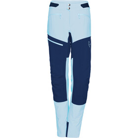 Norrøna Fjørå Flex1 Pants Dam trick blue/indigo night